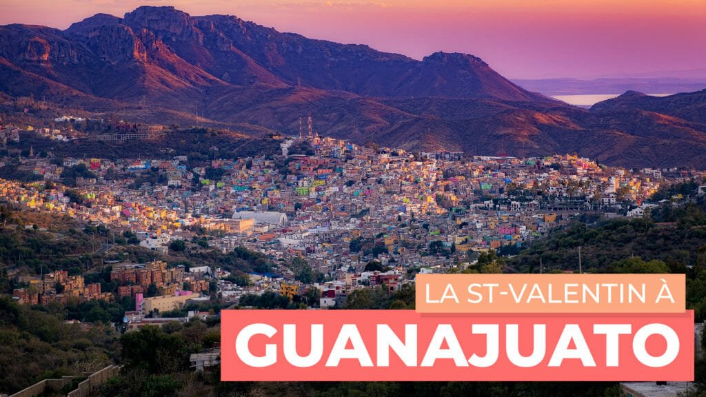Our Valentine's Day in Guanajuato