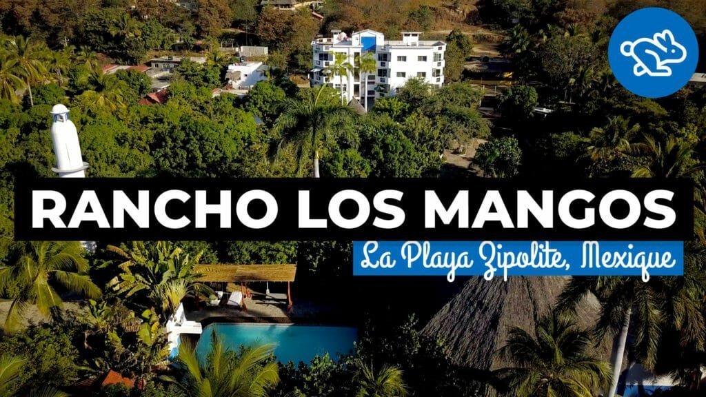 Rancho los Mangos Trailer Park, Zipolite, Oaxaca